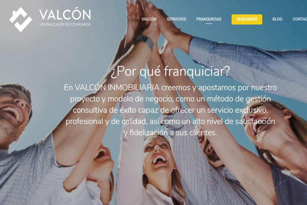 Valcón Inmobiliaria